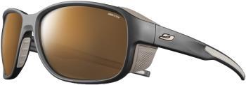 Julbo Monterosa 2 Reactiv HM 2-4 Mountain Sunglasses, OS Black/Brown