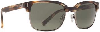 Von Zipper Mayfield Vintage Grey Lens Sunglasses, M/L Tortoise Satin