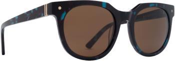 Von Zipper Wooster Brown Lens Sunglasses, M Tortoise Satin