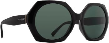 Von Zipper Buelah Vintage Grey Lens Sunglasses, M Black Gloss