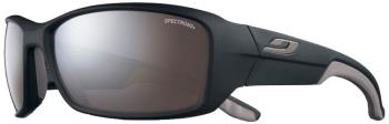Julbo Run SP3+ Trail Run/Mountain Sunglasses, OS Black/Grey