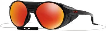 Oakley Clifden Prizm Ruby Mountaineering Sunglasses, M Black