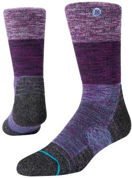 Stance Coulterville Crew Walking/Hiking Socks, M Blue