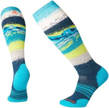 Smartwool PhD Snowboard Medium Women's Snowboard Socks, L Marlin