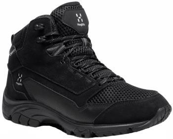 Haglofs Skuta Mid Proof Eco Men's Hiking Boots, UK 7.5 True Black
