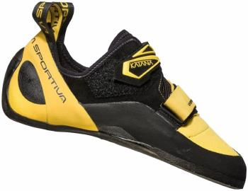 La Sportiva Katana Rock Climbing Shoe - UK 5 | EU 38, Yellow