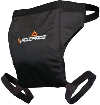 Demon Azzpadz D3O Ski/Snowboard Tailbone Protector, M Black