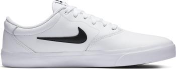 Nike SB Charge Premium Trainers/Skate Shoes, Uk 7.5 White/Black