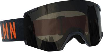 Salomon S/View Solar Black Snowboard/Ski Goggles, M/L Black