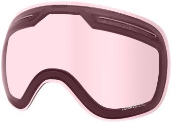 Dragon X1 Snowboard/Ski Goggle Spare Lens OS LumaLens Light Rose