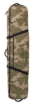 Burton Wheelie Board Case Snowboard Bag, 181cm Barren Camo Print
