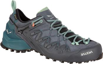 Salewa Wildfire Edge GTX Women's Approach/Walking Shoes UK 5.5 Blue