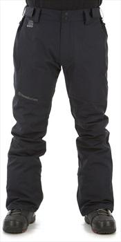 Horsefeathers Spire Ski/Snowboard Pants, L Black