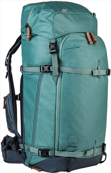 Shimoda Explore 60 Adventure Camera Backpack, 60L Sea Pine