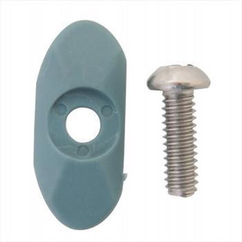 Liquid Force 1 Screw, 1 Washer Fin Screw, 18mm X 0.5mm