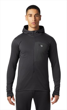 Mountain Hardwear Type 2 Fun Technical Hoodie, XL Void