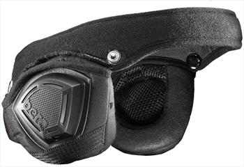Bern Men's Winter Helmet Liner, XXL/XXXL, Premium, Zip Mold