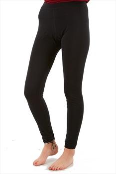 Silkbody Silkspun Legliner Women's Baselayer Leggings, S Black