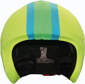 Coolcasc Foggy Days Ski/Snowboard Helmet Cover, Foggy Stripes