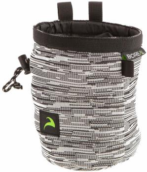 Boreal Beta Rock Climbing Chalk Bag, One Size Grey