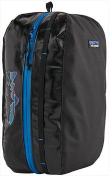 Patagonia Large Black Hole Cube Duffel Bag 10L Black/Fitz Trout