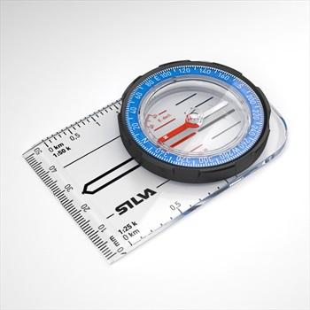 SILVA Field Compass 1:25K, 1:50K DofE Navigation Aid, 360° Blue