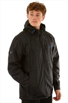 Kilpi Adult Unisex Ortler Men's Waterproof Jacket - M, Black