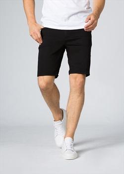 "DU/ER (DUER) No Sweat Shorts 30"" Black"