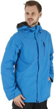 Volcom L Insulated Gore-Tex Ski & Snowboard Jacket, M Cyan Blue