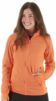 Norrona Womens Falketind Octa Women's Insulated Jacket, S Flamingo