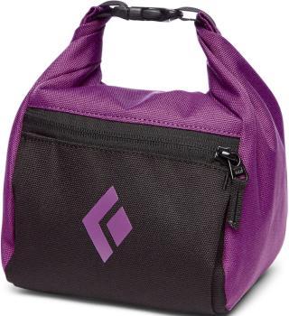 Black Diamond Mondito Chalk Pot Bouldering Chalk Bag, Purple