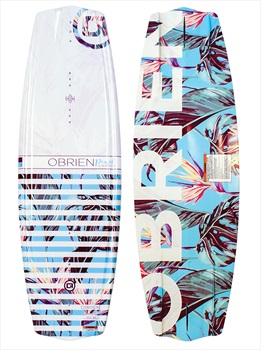 O'Brien Pixel Boat Wakeboard, 137 White Blue 2020