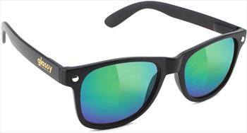 Glassy Sunhaters Leonard Sunglasses, Matte Black