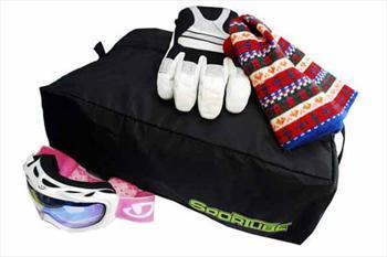 Sportube Nik Nak Pac Storage Bag, Black, NNP