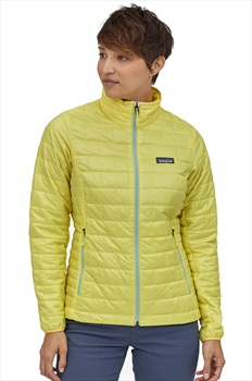 Patagonia Women's Nano Puff Insulated Jacket, UK 10 Pineapple