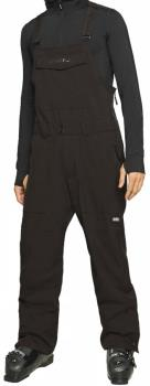 O'Neill Shred Ski/Snowboard Bib Pants, M Black Out