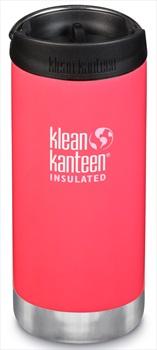 Klean Kanteen Insulated TKWide Water Bottle, Cafe Cap 355ml Melon