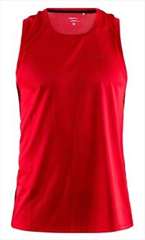 Craft Eaze Training Singlet Quick Dry Tank Top Vest, M Camo Canyon