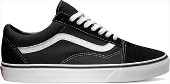 Vans Old Skool Skate Shoes, UK 10.5 Black/White