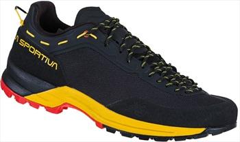 La Sportiva Tx Guide Approach Shoe, Uk 9 / Eu 43 Black/Yellow