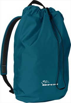 DMM Pitcher Rock Climbing Rope Bag, 26L Blue