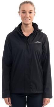 Kathmandu Andulo Women's Waterproof Shell Jacket, UK 14 Black