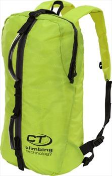 Climbing Technology Magic Pack Packable Day Climbing Backpack, Green
