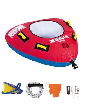 Jobe Thunder Towable Inflatable Package, 1 Rider