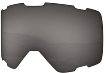 Melon Parker Ski/Snowboard Goggle Lens, One Size Dark Smoke