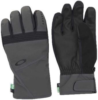 Oakley Roundhouse Short Ski/Snowboard Gloves XL Uniform Grey