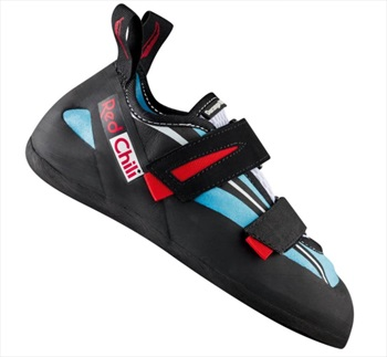 Red Chili Durango VCR Rock Climbing Shoe, UK 4 | EU 37 Blue/White