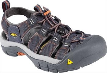 Keen Newport H2 Walking Sandals, UK 9.5 India Ink/ Rust