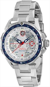 Luminox ICE-SAR Arctic 1200 Series XL.1207 Wrist Watch, Silver