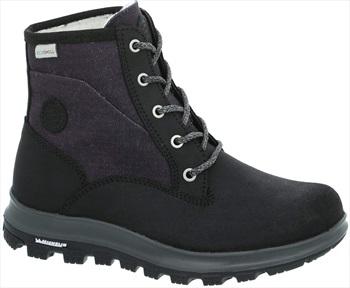 Hanwag Saisa Mid Lady ES Winter Boots, UK 4 Black/Black